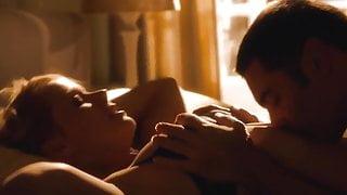 Andrea Osvart having wild sex with a Greek guy