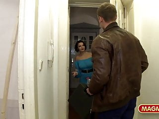 Tits and ass films Magma film busty german banged in the shower