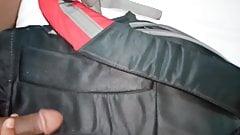 Fuck the School backpack