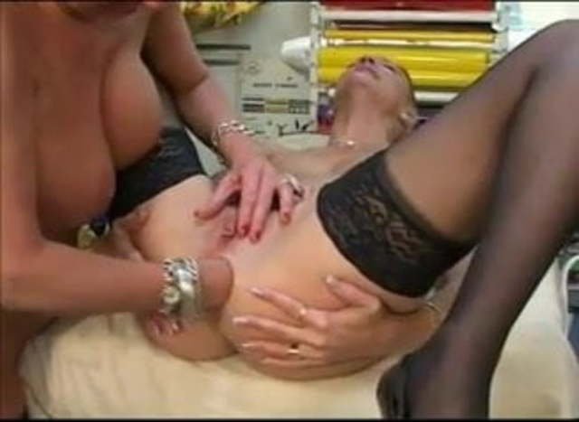 Mature Young Lesbian Anal