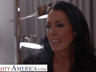 Black monique pornstar naughty america Naughty america - reagan foxx roleplays as naughty stepmom