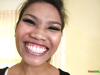Sex with a thai ladyboy Sex with hot thai babe is all smiles in the land of smiles