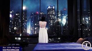 Sex adventure in Manhattan - Julia V Earth and Alex V Earth