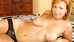 Busty Stepsister Having Her Brother's Cock