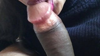My Indian Wife Making It Up To Me By Giving Head