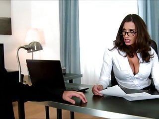 Old women with hanging tits - Sensual jane business woman with hanging tits