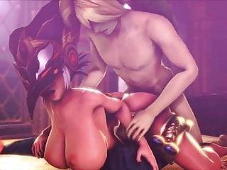 Link fucking zelda Link and cia.....and zelda