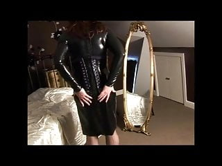 Young boy latex rubber sex Introducing madame cs creation rubber angelica