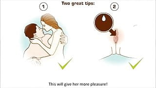 How to Satisfy a woman with fingers