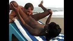Dusky Beach Babe