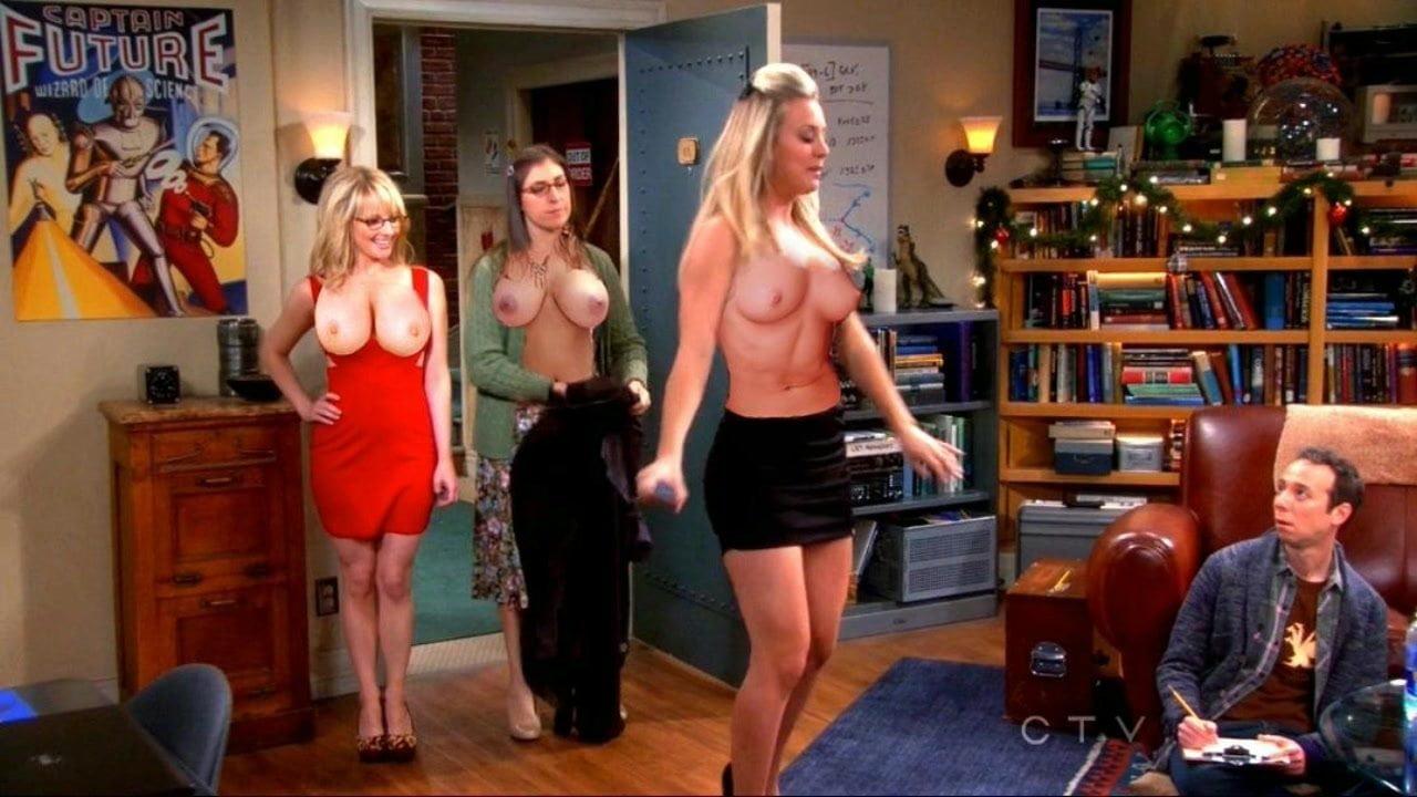 Big Bang Theory Porn Fakes