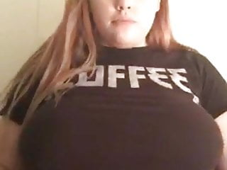 Streaming amateur erotica - Teen flashes boobs while streaming on periscope