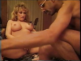 Long black cock tube - Blonde slut makes love with long black cock in her mouth