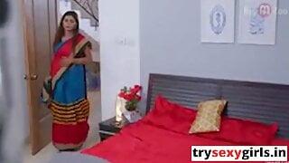 Bhabhi and Sali – hot threesome sex