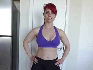 Milf redhead mom Hot milf redhead sexercise