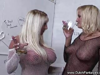 Amsterdam gay parties Dutch strapon lesbian sex from the city of amsterdam