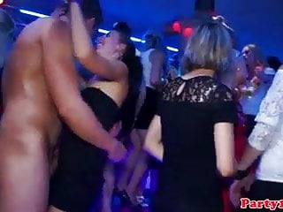 Hardcore orgy real - Real party euro amateur gets fucked roughly