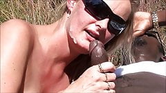 big black cock blowjob with cum in face