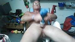 me fucking in garage