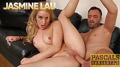PASCALSSUBSLUTS Submissive Jasmine Lau Hammered By Pascal