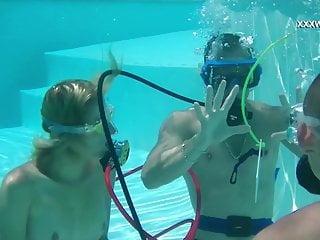 Sex video fucking underwater David and samantha cruz underwater hardcore sex