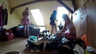 Girls Changing Room
