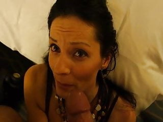 Face fucked whore slut Name the whore- slut begs for cum on face in hotel room
