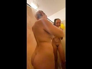 Drunk sluts kisssing each other Cute sluts shower each other