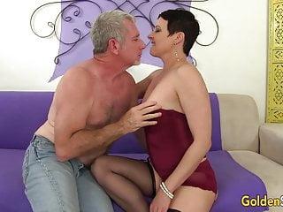 Dick stiff Mature kali karinena rides stiff dick