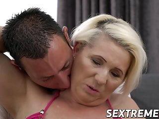 Bibi rodriguez virgin islands Blonde granny bibi enjoys a sensual fucking session