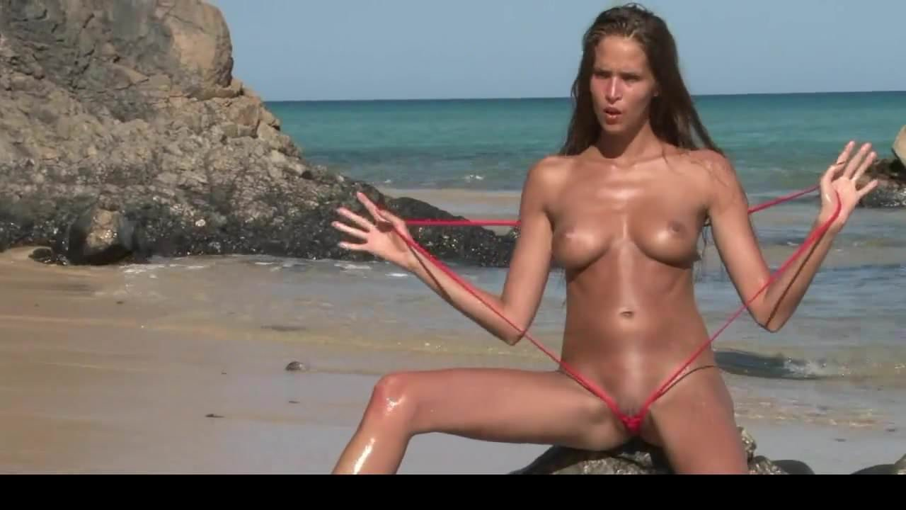 Public Beach Pussy Eating