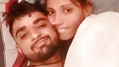 Desi Punjabi cpl nude and frnch kissing