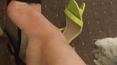 Shoe tease