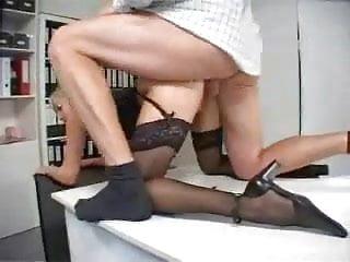 Milf secretary pics - Blonde milf secretary