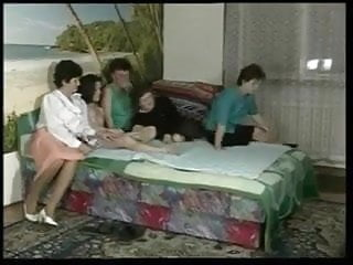 Mature women and young girls pictures - Five mature women and one guy