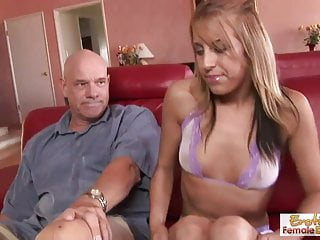 Monster clit picture - Tight-bodied milf housewife rides a monster cock
