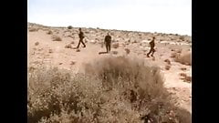 Soldiers in Operation Desert