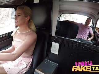 Hunky men sucking cock Female fake taxi sweet cherry kiss fucks the hunky footballe