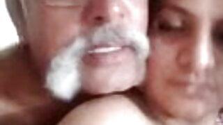 Cheating wife sucking boss cock deepthroat