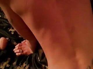 Hot sex from behind She likes anal sex from behind