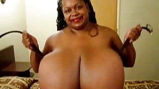 Huge Black Tits Davon