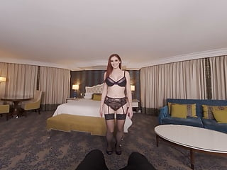 Even stone porn Naughty america - lilian stone fucks you in vr