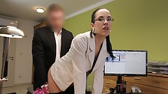 LOAN4K. Stranger, who works in loan office, girl for sex