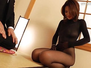 Free hardcore nylon sex Horny pantyhose fuck stockings sex nylon