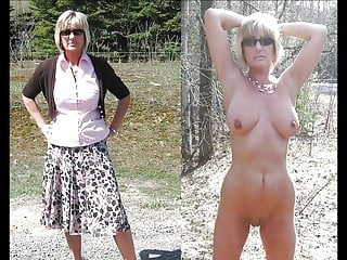 Bride wife milf nude photos - Clothed and nude video - photos collection 5