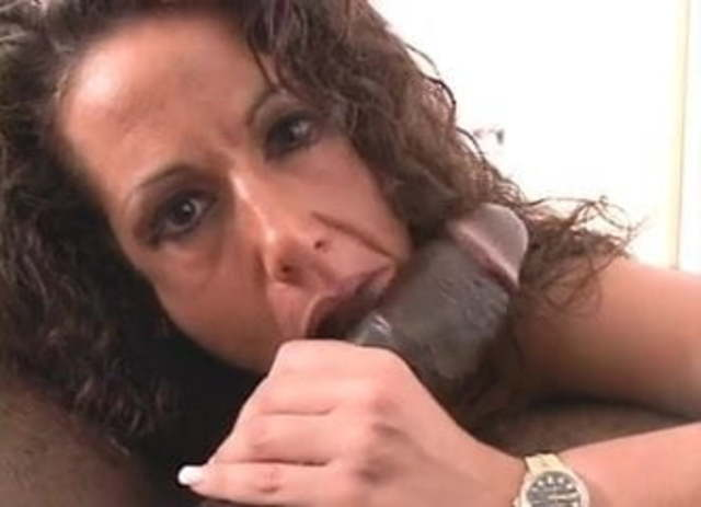 White Girl Sucking Balls