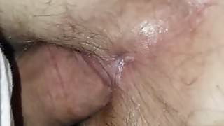 Me and my wife anal testingn