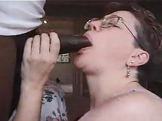 Lovely granny fuck videos - Lovely granny gets fucked by black friend