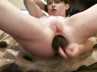 Anal destruction tara - The most insane anal destruction