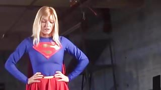 Supergirl Is Captured And Caged